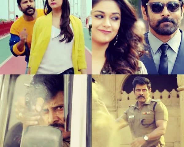 d3d442b5eaa 09 10 2018 Comments Off on Saamy Square Trailer 2  Chiyaan Vikram s stunts  pack a punch in this mass entertainer – watch video!