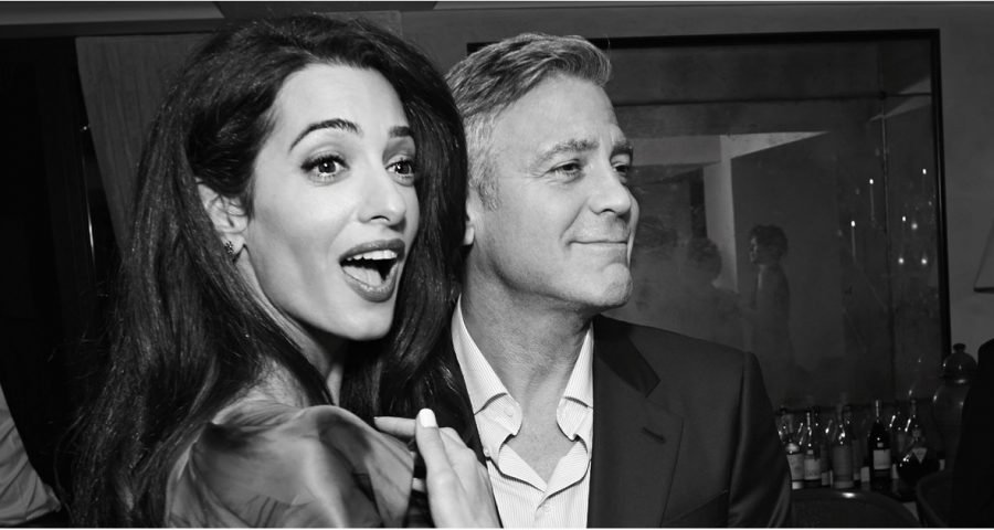 Look Back at Amal and George Clooney's Gorgeous Wedding | Top Indi News