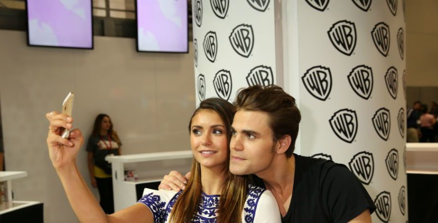 who is stefan from vampire diaries dating in real life