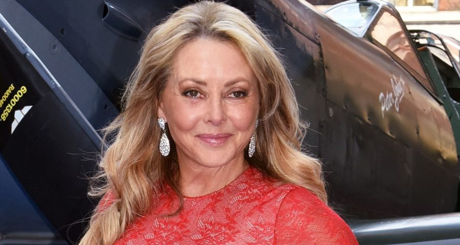 Carol Vorderman Reveals Bbc Boss Told Her Your Tts Arent Big Enough For Tv