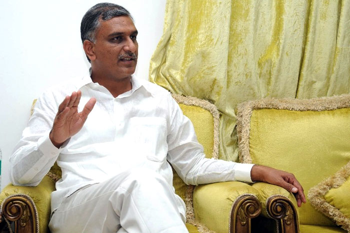 Harish Rao's Interview? Conditions Apply | Top Indi News