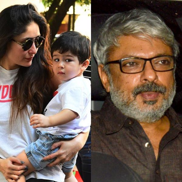 d7e75847959 Kareena Kapoor Khan cannot work with Sanjay Leela Bhansali now and Taimur  is part of the reason – here s how