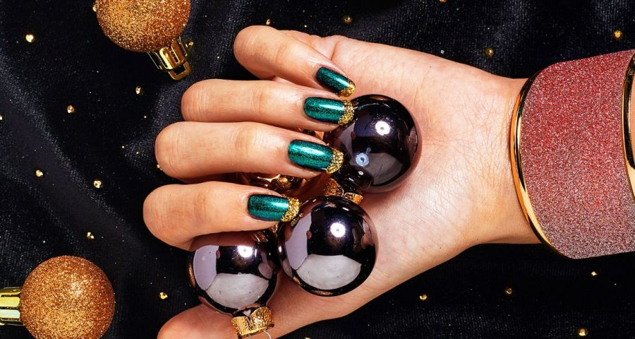 Get Perfect Party Nails In Just Two Steps For Christmas And Nye Top Indi News