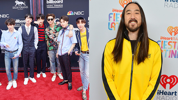 BTS & Steve Aoki Drop Epic Video For 'Waste It On Me
