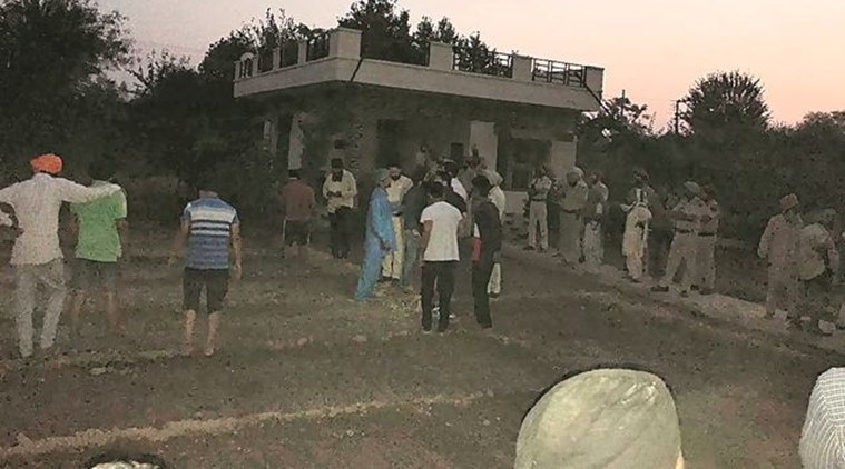 Seven days after clash in Chandigarh village, farm house's owner
