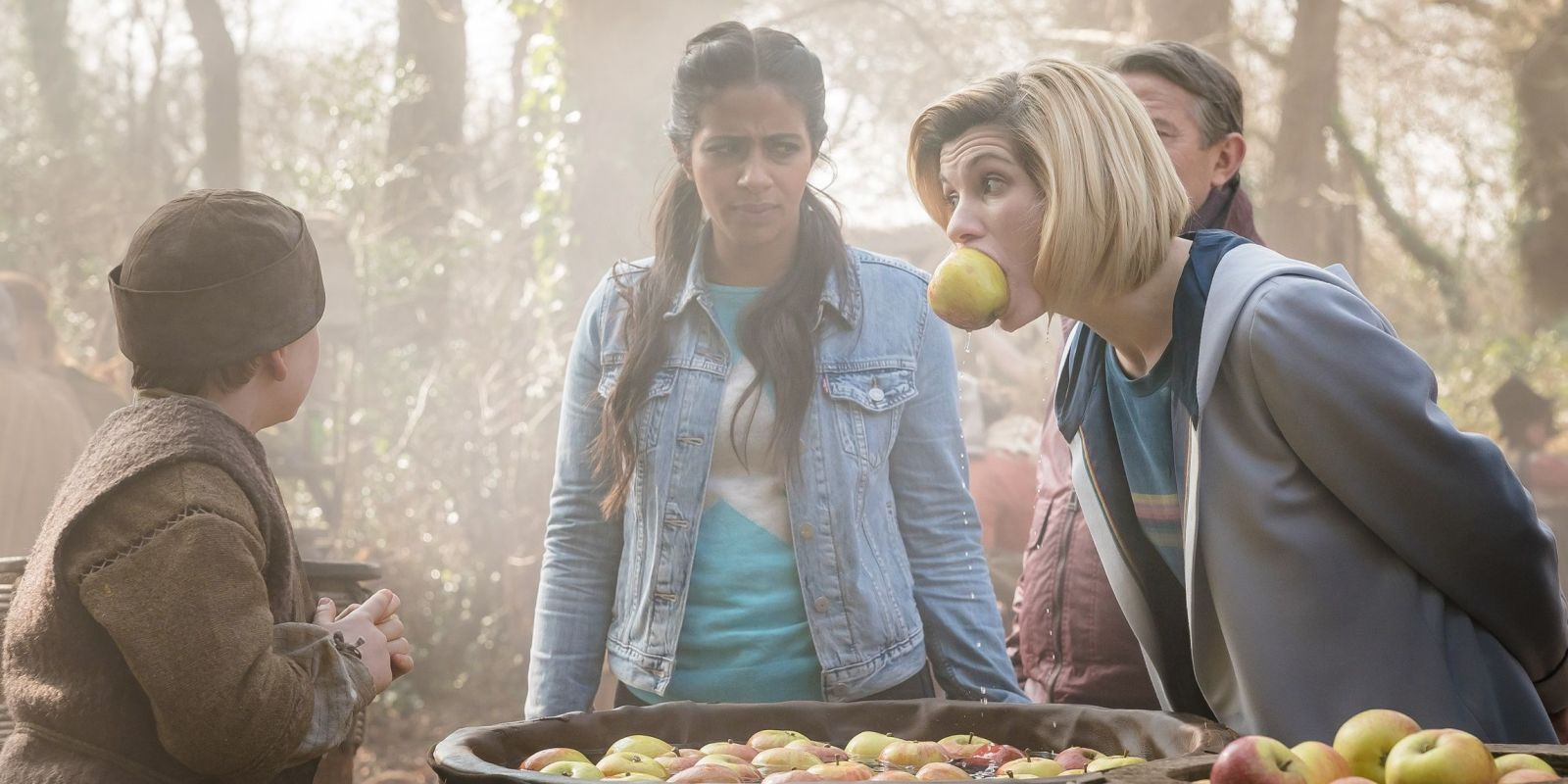 Doctor Who series 11 episodes 7 and 8 feature the galaxy's