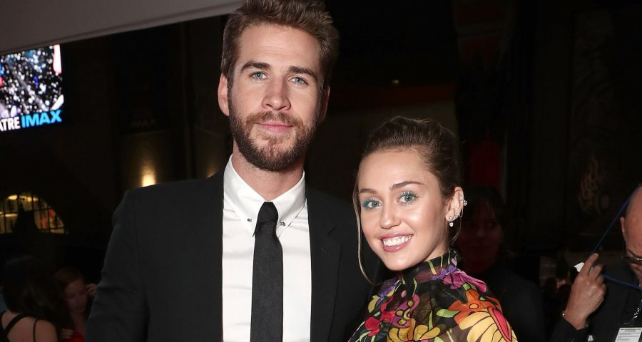 Miley Liam Planned To Get Married In Malibu Before Wildfires