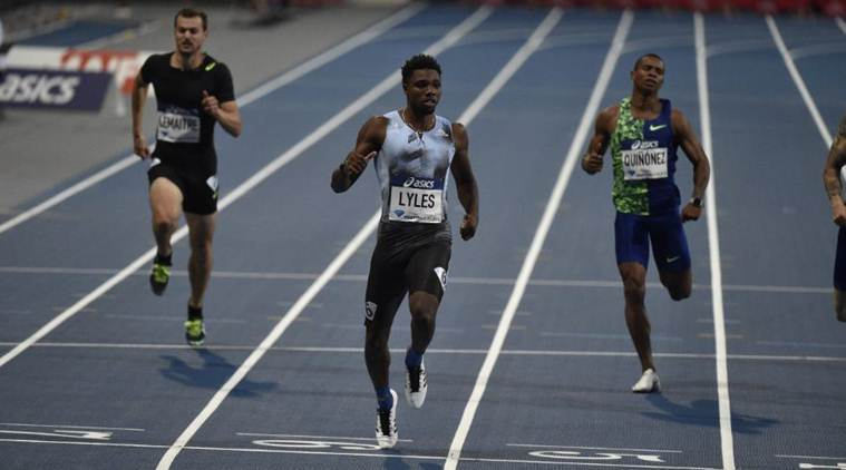 Noah Lyles breaks Usain Bolt's 200-metre Paris Diamond